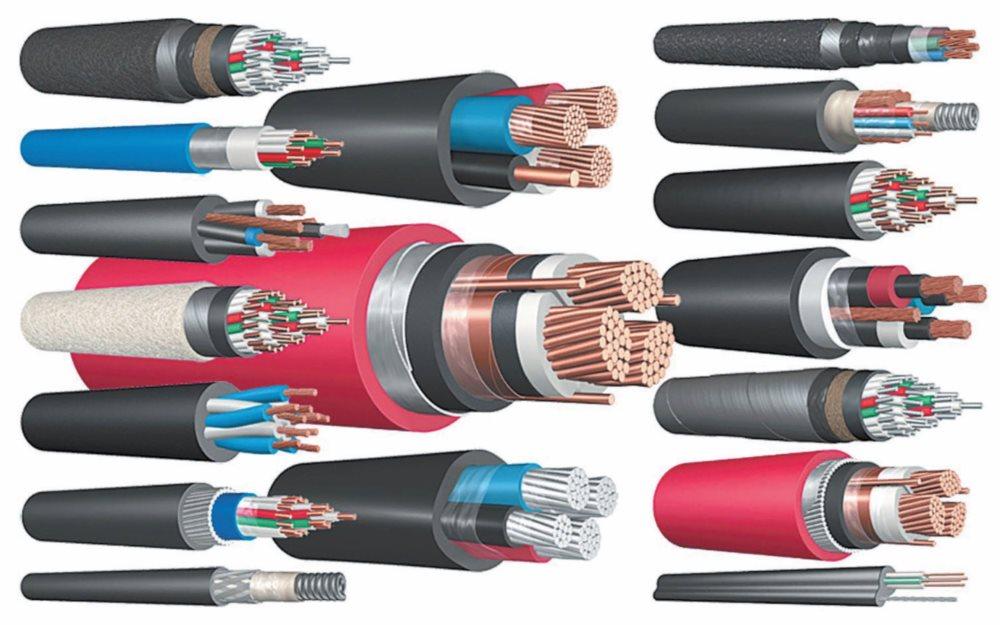 силовые бронированные кабели