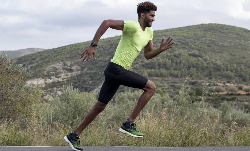спорт бег