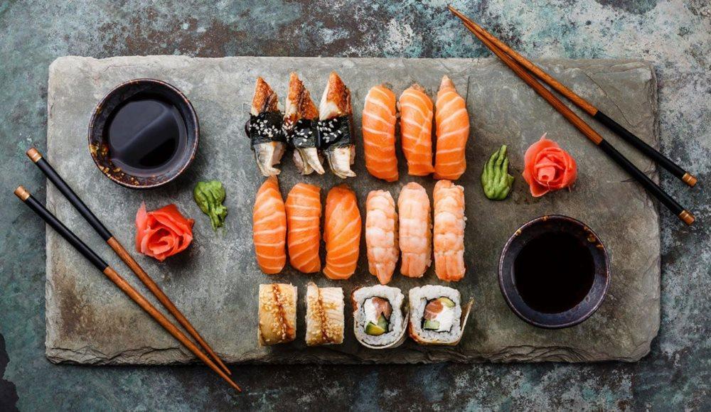 суши 1000